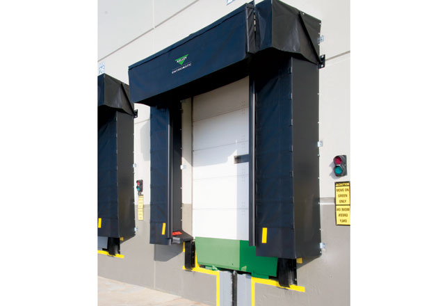 Seals Amp Shelters Kelley Entrematic Loading Dock Solutions