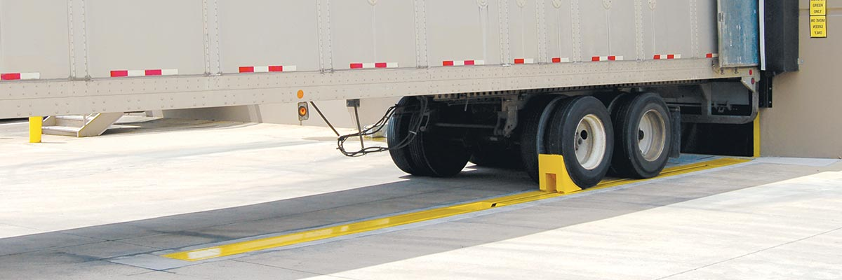 Wheel Chocking Systems Kelley Dock Solutions