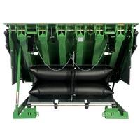 aFX® Air-Powered Dock Leveler