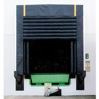 KI450 Air Inflatable Dock Shelter With Treated Wood Frames