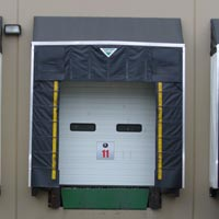 TS Rigid Frame Dock Shelter