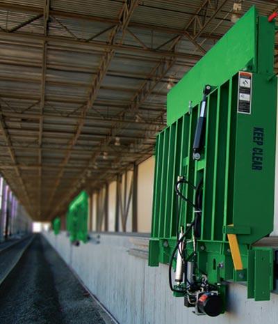 HRL Hydraulic Rail Leveler