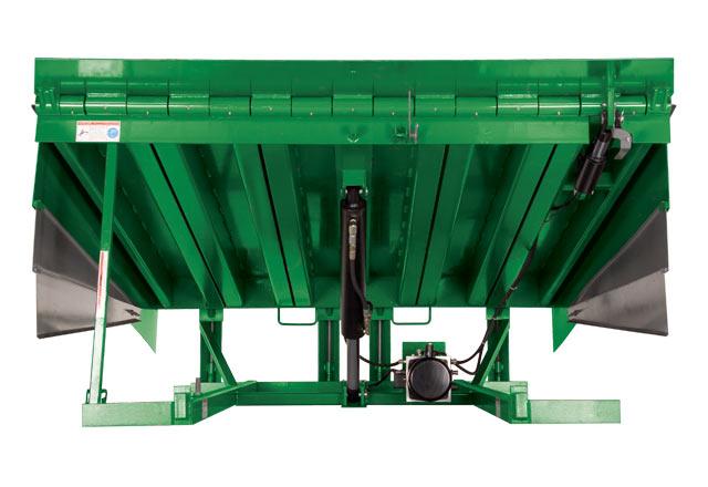 Hydraulic Dock Levelers - Kelley Dock Solutions