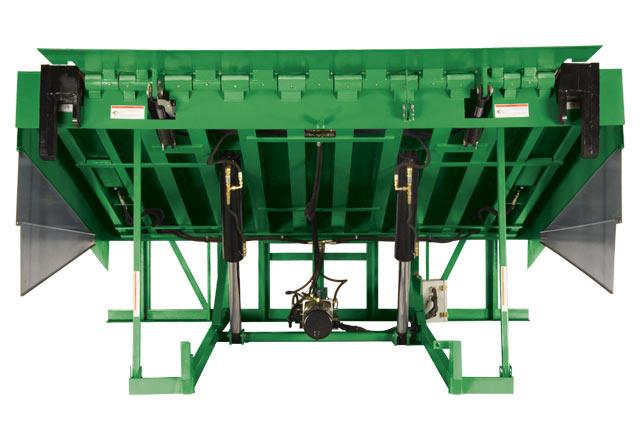 Hydraulic Dock Levelers - Kelley Dock Solutions on