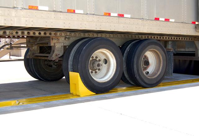 Kelley Wheel Chock Restraint Solutions