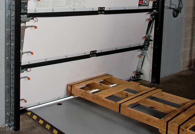 Dock Safety Products Kelley Entrematic Loading Dock