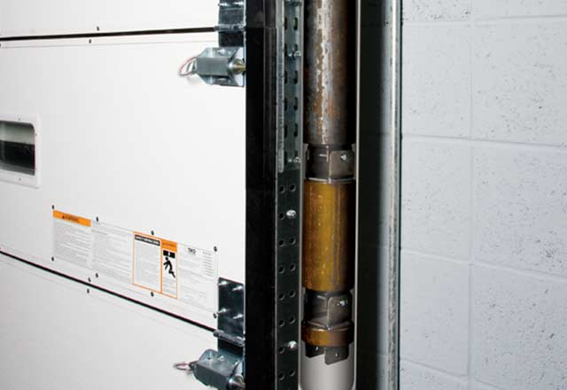E-LIFT COUNTERWEIGHT DESIGN FEATURES & E-Lift CounterWeight - Kelley Entrematic Dock Solutions